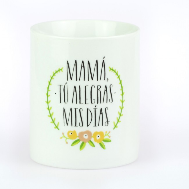 Mr wonderful taza mam t alegras mis d as una boda for Decoracion tazas mr wonderful