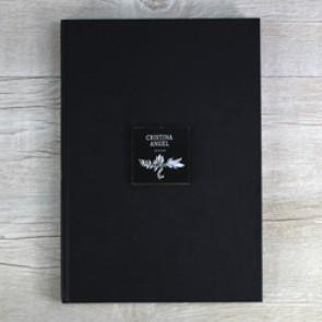 Álbum de firmas para boda personalizado