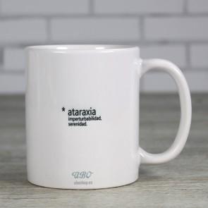 Ataraxia taza desayuno