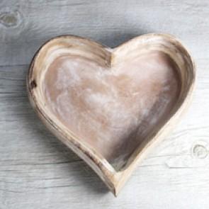 Bandejas corazón
