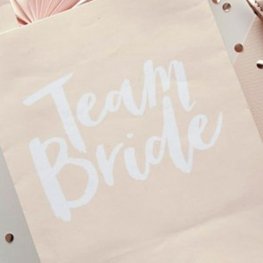 Bolsas Team Bride (5 uds)