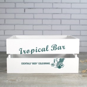 Cajas Bar tropical