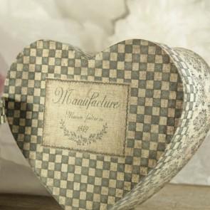 Cajas corazón 1842