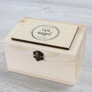 Caja de recuerdos de boda