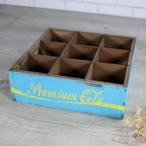 Caja vintage Cola