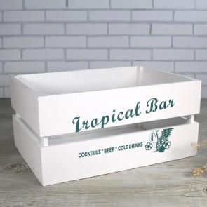 Cajas Bar tropical