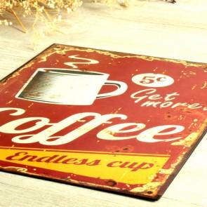 Cartel cafe