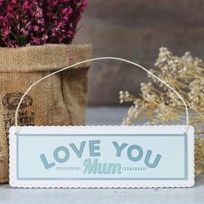 Cartel regalo madre