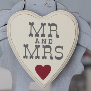 Cartel Mr & Mrs