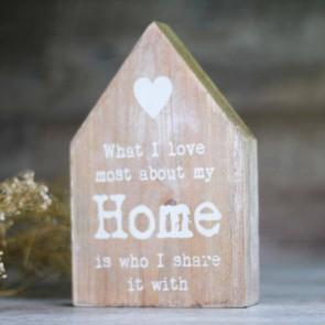 Casita de madera HOME