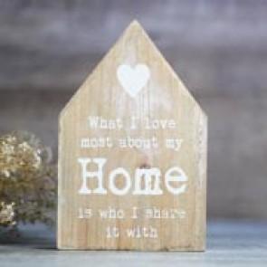 Casita madera home