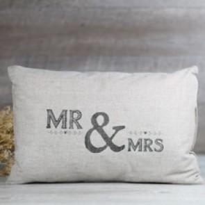 Cojín Mr Mrs