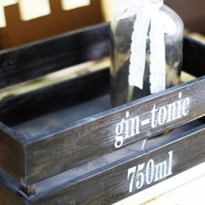 Caja Black Gin Tonic