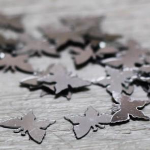 Confetti mariposas brillante