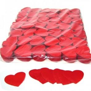Confetti corazón papel 5,5 cm (varios colores disponibles)