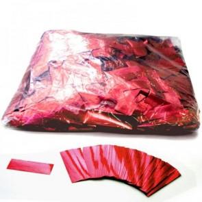 Confetti rectangular metalizado 1kg (varios colores disponibles)