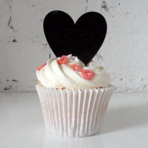 Cake topper para cupcake