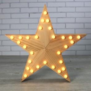 Estrella luminosa led