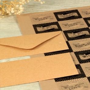 Etiquetas adhesivas para regalos de boda