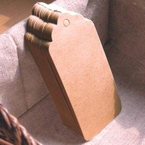 Etiquetas craft (50 uds)