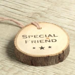 Etiquetas para regalos de boda Special Friend