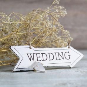 Flecha wedding