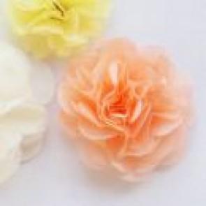 Flores de pompón