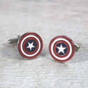 Capitán América gemelos