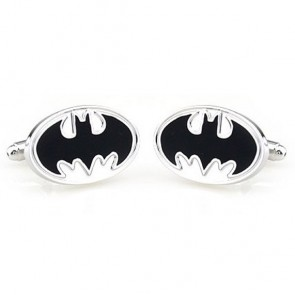 Gemelos Batman plateados