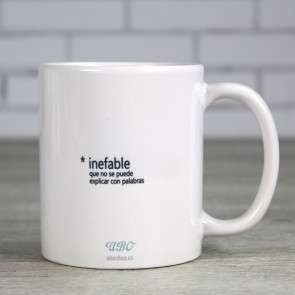 Inefable taza