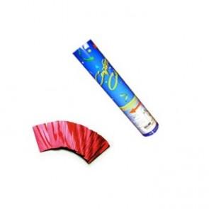 Lanzador confetti rectangular 30 cm (varios colores)