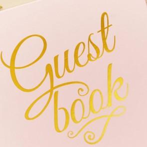 Libro de firmas Guest Book