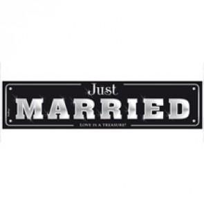 Matrícula Just Married
