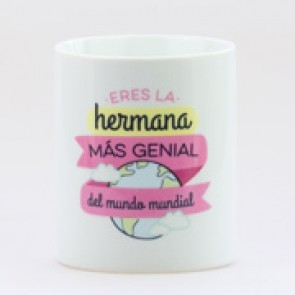Mr Wonderful Taza hermana más genial