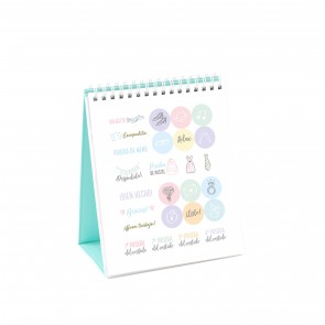 Calendario de boda Mr Wonderful