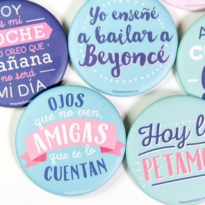 Mr Wonderful chapas despedida de soltera (20 uds.)