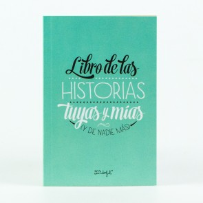 Mr Wonderful Libro de las historias tuyas y mías