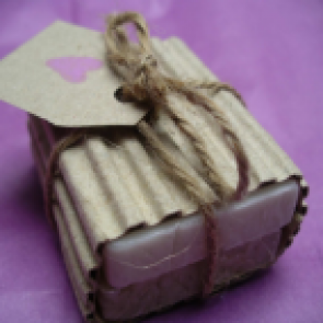 Pack 2 jabones artesanales