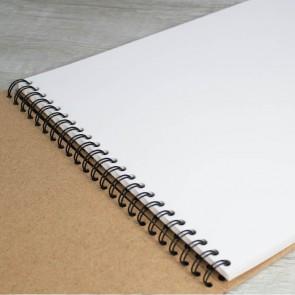 Libro de firmas boda personalizado A3