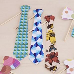 Photocall corbatas y pajaritas