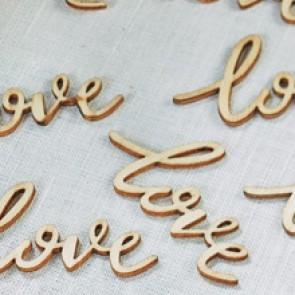 Piezas scrap Love