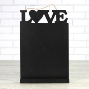 Pizarra Love