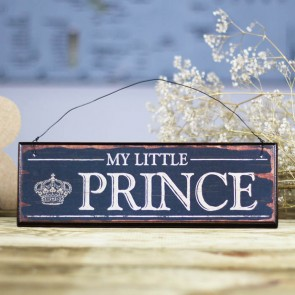 Placa de madera My Little Prince