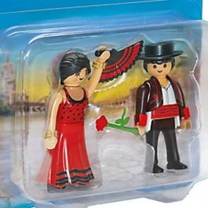 Muñecos novios Playmobil © flamencos