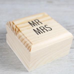 Porta alianzas Mr Mrs