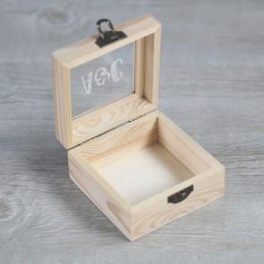Porta anillos personalizable