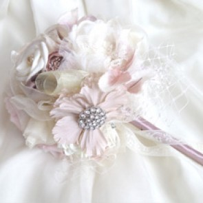 Ramos de novia artificiales