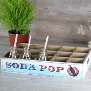 Caja para decoración Soda Pop