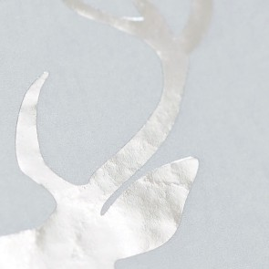 Servilletas de papel plateadas (20 uds.)