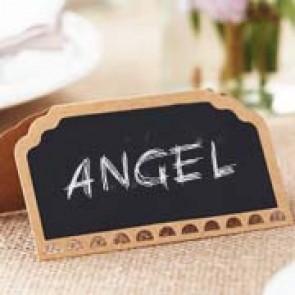 Tarjetas mesa boda